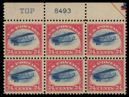 United States Plate Blocks