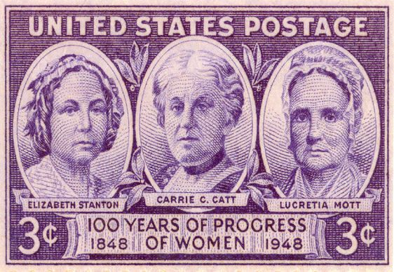 Why Don't More Women Collect Stamps