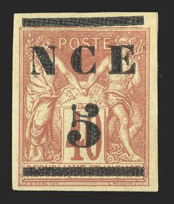 Stamps of French Colonies