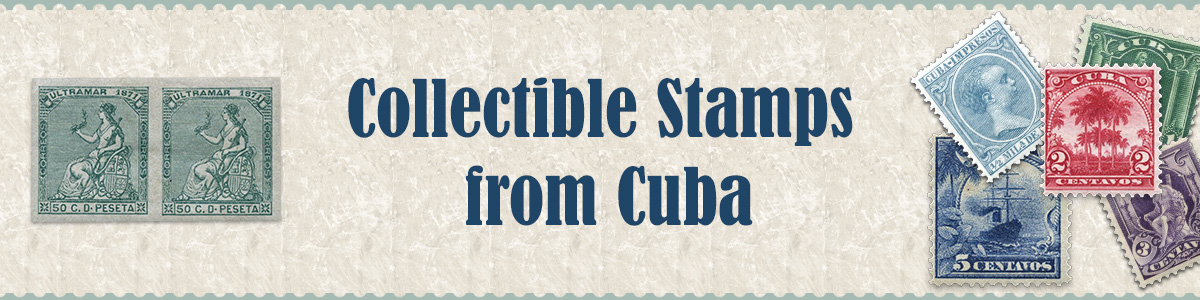Cuba Stamp Collection