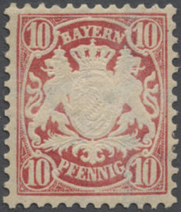 Bavarian Collectors Stamps | Learn About Collecting Bavarian Stamps