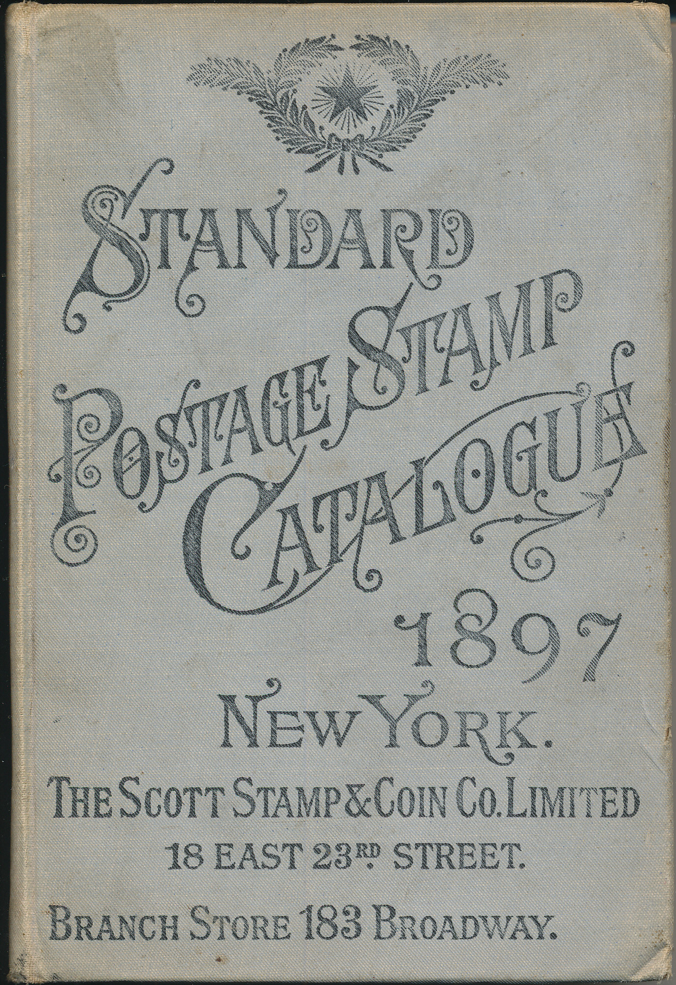 Collection by the 1897 Scott Catalog